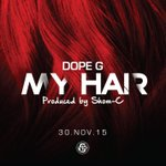 Another @ShomChris Produced Banger Coming On Monday! #MyHair https://t.co/o8w3qgquwJ