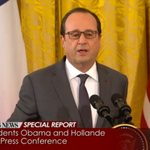 French President Hollande: No greater symbol than holding climate conference in #Paris https://t.co/Z9v5cIk6xz https://t.co/QLaGmnX9fW