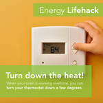 4 quick and easy ways to save #energy this #Thanksgiving https://t.co/lO5E6hjpli @EnergySaver #LifeHacks https://t.co/oNqO7Ayw5P