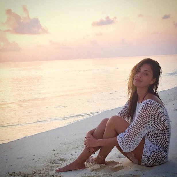 #Maldives #sunset #soblessed #bestofthebest #heaven https://t.co/GuUELaqn0c https://t.co/FXKS3J2ilD