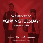 Still not sure how youre giving back this #GivingTuesday? Join our #GivingChat TODAY at 2pm ET for some inspiration https://t.co/Y4KbTkoccT