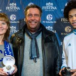 After 2 goals and 2 assists, #S04 fans have voted Leroy #Sané October player of the month. Congratulations, Leroy! https://t.co/HJzx8yT4wE