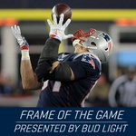 Great throw + great catch + great photo = @budlight Frame of the Game. https://t.co/XvRV9kPM62
