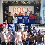 Great having these Loyal Jayhawks talk to the team today! #Committed #ColdRainSnow #PaintedUp https://t.co/oFwSkvZc4b