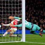 The moment @Alexis_Sanchez scored @Arsenals third... #UCL https://t.co/iEqlgzpr7t