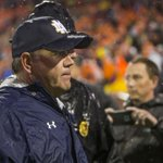 VIDEO: Is #NotreDame better off missing the playoff? Al Lesar gives his take. https://t.co/yh3vcgyLCq https://t.co/ujXeBVgnBq