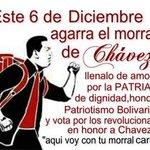 CON DIGNIDAD Y PATRIOTISMO #YoDefiendoMiRevolucion EN HONOR A CHÁVEZ!! https://t.co/NH0cBADU7P