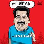 No te dejes engañar, pásala -> #CARICATURA La UNIDAD de Nicolás... @MINUNIDAD9 https://t.co/16lnvdvn4L #6D
