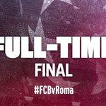 ¡FINAL! Barça 6 (Suárez x2, Messi x2, Piqué y Adriano) - Roma 1 #FCBvRoma https://t.co/g5qqUylOrl