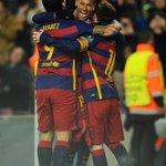 Barcelona into the #UCL last 16... Congrats! https://t.co/5bwOucqoTW