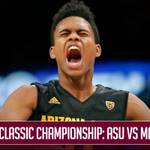 Good luck to @SunDevilHoops tonight! ASU vs Marquette at 6pm MT/ 8pm ET on ESPN2! https://t.co/nDoUgUCwOW