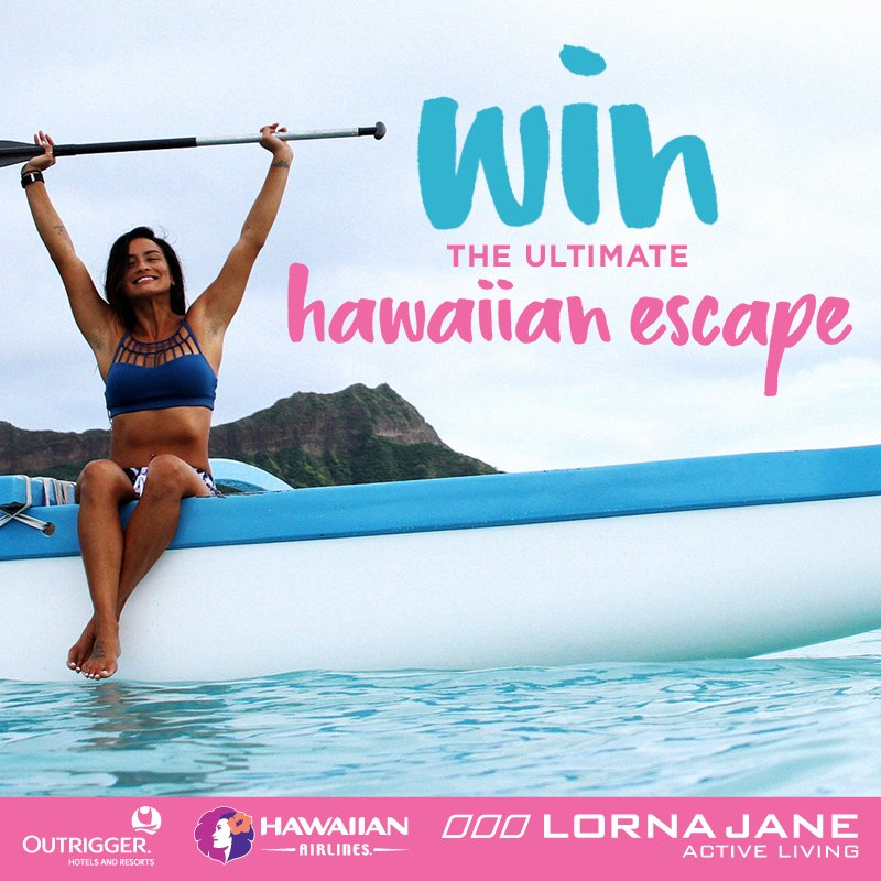 There�s still time to win a trip on us! Enter the @LornaJaneActive sweeps