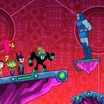 RT @tvinsider: ICYMI @alyankovic Gets Animated on #TeenTitansGo...as Darkseid! Watch an exclusive clip. https://t.co/IJI8tHXzpq https://t.c…