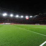 We are here at Emirates Stadium for #AFCvZAG. Where will you be watching tonights game? https://t.co/6dS8x5P0t8