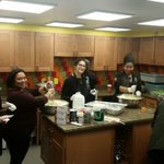 Its all hands on deck today as we prepare a #Thanksgiving feast for our participants and their families! -AR https://t.co/kWRM7CQMeS