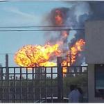 Incendio en refinería de Pemex en Salina Cruz deja al menos 3 heridos https://t.co/sbEEmeshjJ https://t.co/OZjmRpYJTJ
