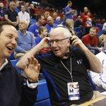 "Bob Davis, ""Voice of the Jayhawks,"" to retire following #kubball season https://t.co/uy4wxKh0qG #kufball https://t.co/pbLIRwRCg1"