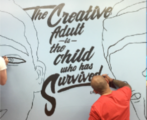 The creative adult is the child who has survived. via @Digitas #creativity #innovation https://t.co/KAnmOsuOe9