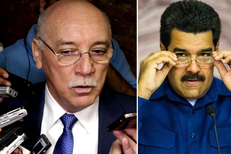 """¡MADURO EN LA MIRA! Paraguay dice """"tomar nota"""" de petición de Macri de… https://t.co/TxLanD2ZWR #SOSVenezuela https://t.co/n0I8Yzimyr"""