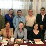 Ésta mañana en reunión del @gpPRIMichoacan con integrantes del Centro Michoacano de Evaluación A.C. https://t.co/X4NxAYJjCf