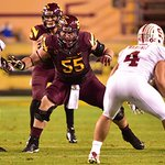 .@FootballASU OG Christian Westerman (@cwest_55) has accepted his invitation to the 2016 Reese's Senior Bowl https://t.co/F7ECprlw1V