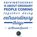 Our #GivingTuesday campaign is coming! After Black Friday and Cyber Monday make sure to give back to local causes. https://t.co/3eLlEQcXBN