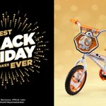 Zoooom! RT for a chance to win a bike for a kid you know who's always on the go. #KohlsSweepstakes #BlackFriday https://t.co/XvYiHHsgZz