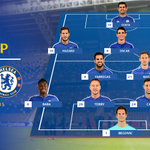 Heres a look at the @ChelseaFC team to play Maccabi Tel Aviv in the #ChampionsLeague tonight... https://t.co/kEMesaf2Et