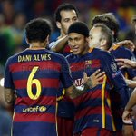 The 1–1 draw between BATE and Bayer Leverkusen means #FCB are now through to the last 16 of the @ChampionsLeague! https://t.co/Vwr7skxSzr