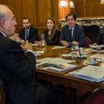 En esta reunión acordamos evaluar los avances en educación, salud y crecimiento económico de #Chihuahua https://t.co/xZxx7oBJl7