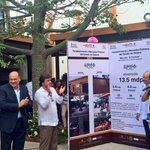 Como parte del Fortalecimiento a mercados públicos del Estado de #Oaxaca inauguramos los trabajos del Pochote. https://t.co/CDaRK2Wshc