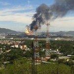 #ACTUALIZACIÓN Explosión en refinería de #SalinaCruz deja nueve heridos https://t.co/cXuaSIAoE4 https://t.co/xSOtI8xy4p