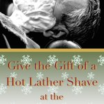 Give the Gift of a Hot Lather Shave at #TheMensClub #shearego #roc #holidaygiftguide #rocbarber #wetshaving https://t.co/fR9OCoPTtT