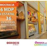 Fortalecimiento a mercados públicos del Estado de #Oaxaca https://t.co/e5jkSXOfFv