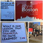 Stop by @CityHallToGo in #CopleySquare to take part in a civic engagement #Thanksgiving service project. https://t.co/qDO0Fg3BX6