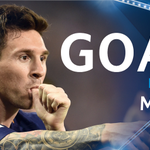 Messi is back! Hes now been directly involved in 100 #UCL goals for @FCBarcelona! https://t.co/qMSieIomnC