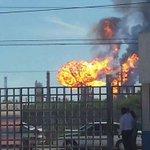 #LoÚltimo Sube a ocho el número de heridos por incendio en refinería de Salina Cruz | https://t.co/ka9TSGMObS https://t.co/z3cWGF5oge