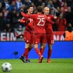 Bayern on fire! #UCL https://t.co/3KWKo0EnNI