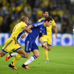 28 minutes played, 1-0 to Chelsea... #CFC #ChampionsLeague https://t.co/rMLS5eCZJn