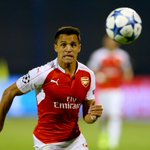 And now Alexis Sanchez is getting in on the act. The Chilean has been involved in five of Arsenals eight CL goals! https://t.co/ZIv02rUKGC