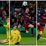 27 passes led to Messis goal. Textbook Barca. #UCL https://t.co/aiEkuUn9IK