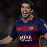 GOAL! Barcelona 3-0 Roma: Luis Suarez. What. A. Volley. https://t.co/Vx4t1GzJpk https://t.co/QUZO1sRt2r