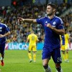 HT Maccabi Tel Aviv 0-1 Chelsea Chelsea a goal and a man up. Live updates https://t.co/nhNSiQ8xrl https://t.co/nFt6sNwXcF