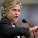 """Clinton vows to stop saying """"illegal immigrants"""" https://t.co/d65Gu1MBOp https://t.co/SmQyja2HYK"""