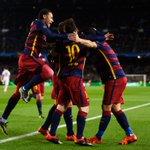 Suárez and Messi have 2. Barcelona have FIVE! #UCL https://t.co/aWKkzCtKYq