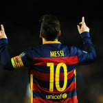 Its FIVE for Barca. Messi gets his second. Unstoppable. BAR 5-0 ROM https://t.co/nhNSiQ8xrl https://t.co/MK7xYCGYpA