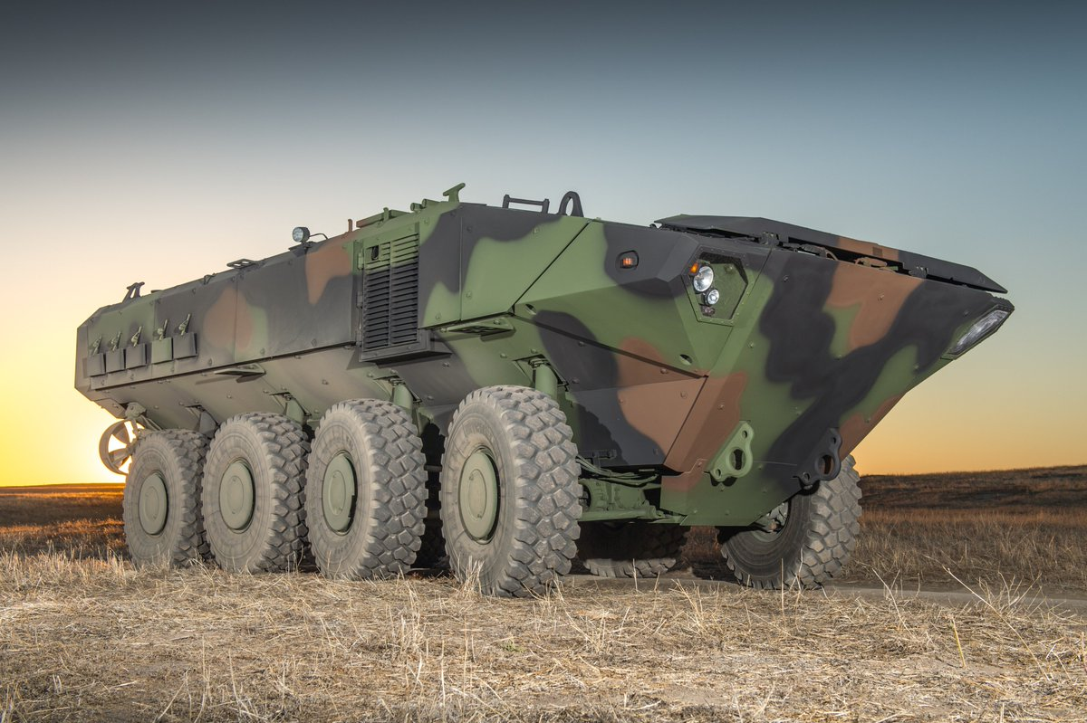 BAE Systems team downselected for a $103.7M development @USMC contract for ACV 1.1: https://t.co/2VC1A15JUQ @IVECO https://t.co/HyZDdZvuc0