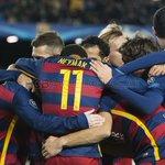 [CRÓNICA] FC Barcelona - AS Roma: Primeros de grupo por la puerta grande (6-1) https://t.co/gAT4IuV7oi #FCBvRoma https://t.co/4WTAhP1Rj6