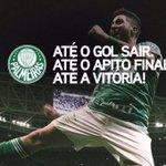 """""""Eu, Palmeiras, jamais irei sucumbir. Quanto mais me impuserem barreiras, mais barreiras irei destruir."""" 👊🏼 https://t.co/moINFJHqlW"""