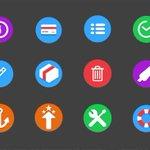 ⬇ Free download: Flat Icons + SVG https://t.co/d6MF0rqJrj https://t.co/kgS13db8LM